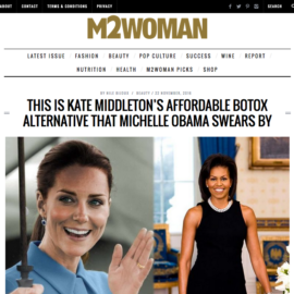 M2Woman: Kate's affordable Botox alternative