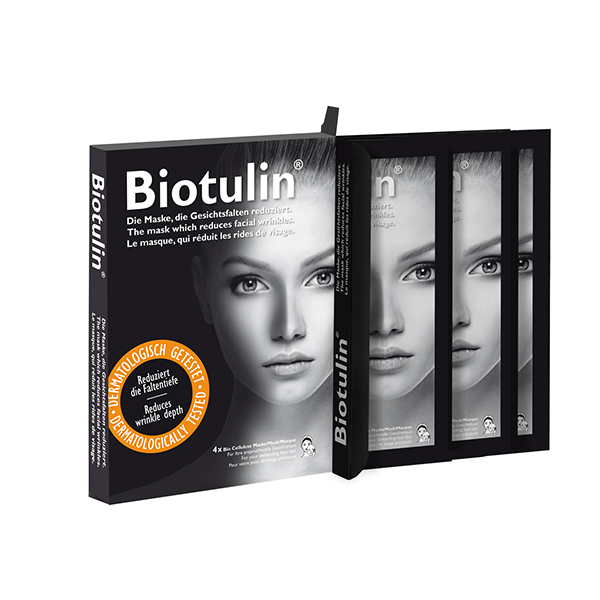 Biotulin Bio Cellulose Face Masks