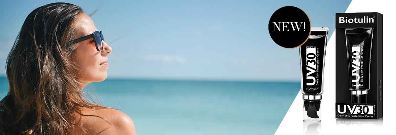 Biotulin® UV30 Daily Skin Protection Cream - Header