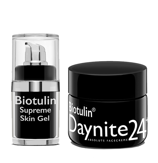 Biotulin® Supreme Skin Gel & Biotulin® Daynite24+ Cream